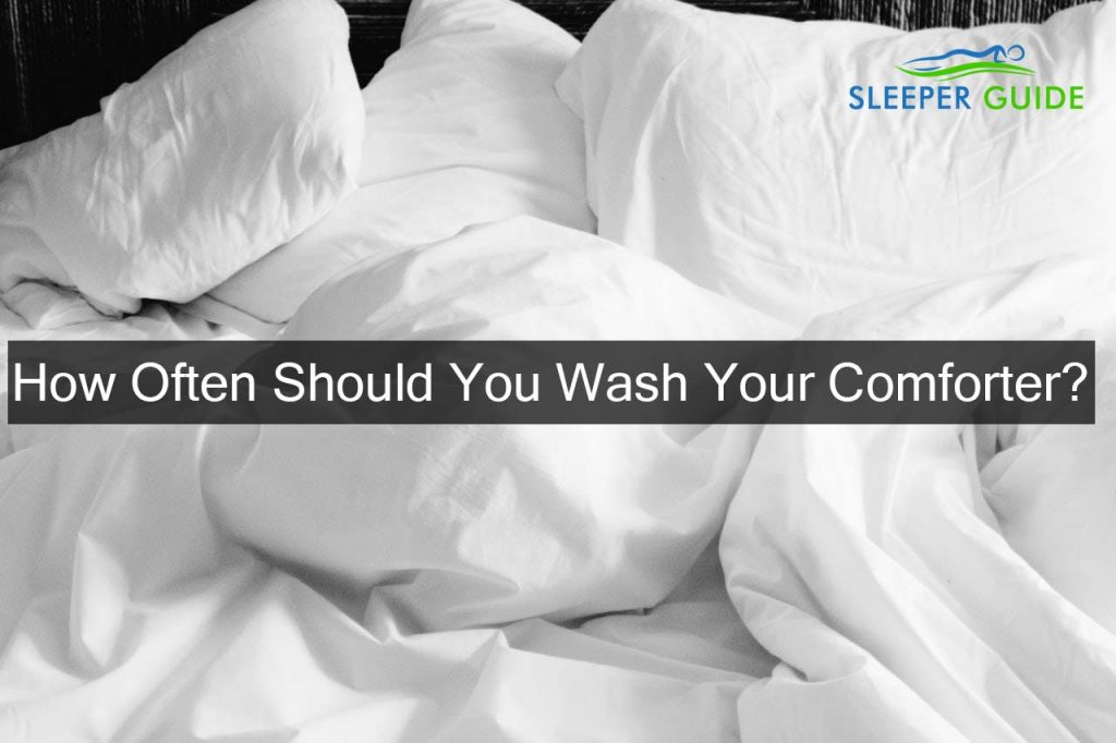 How Often Should You Wash Your Comforter?