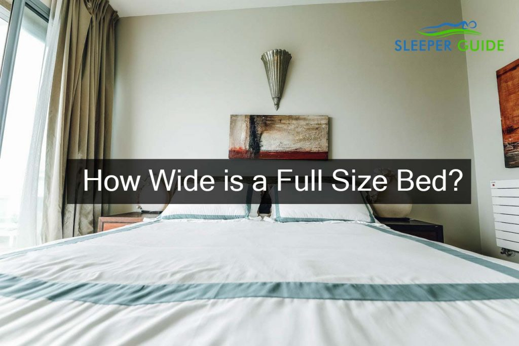 How Wide is a Full Size Bed?