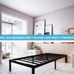 Best Adjustable Bed Frame for Heavy Person