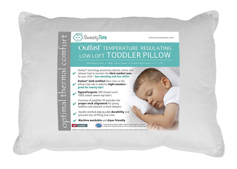 5 Best Organic Toddler Pillows 2020 Sleeper Guide