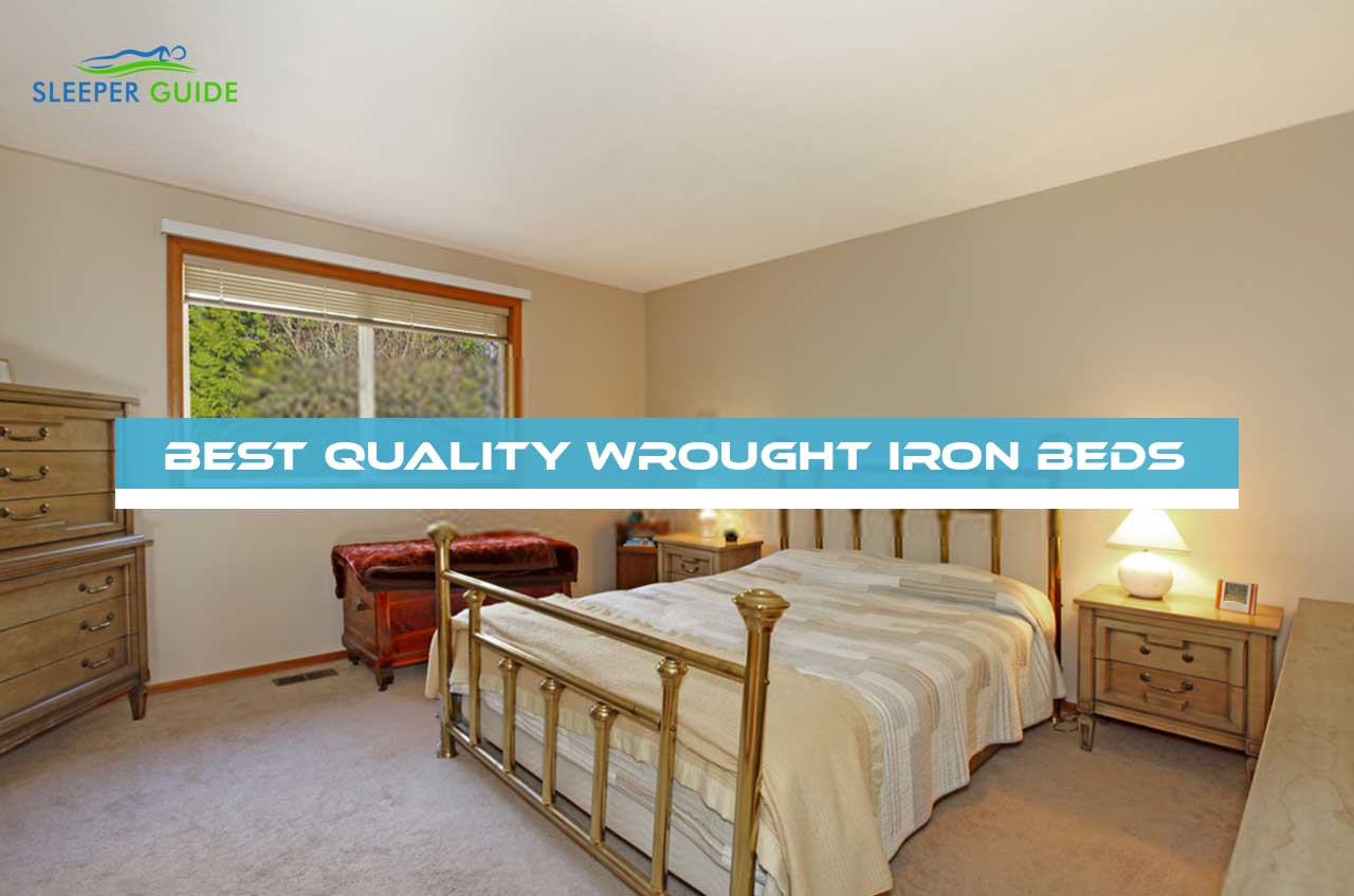 Best Quality Wrought Iron Beds